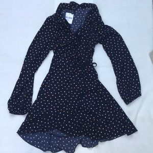 Forever 21 wrap dress size M